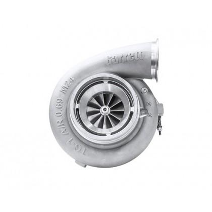 Turbina Roletada Completa GTX4718R Gen II Caixa Quente T6 A/R 1.23 - Garrett